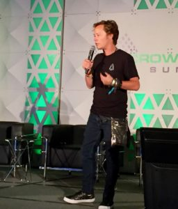 Crypto Investor and Entrepreneur Brock Pierce Announces 2020 Candidacy For President Of The United States Of America