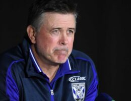 Dean Pay ends coaching stint with Bulldogs