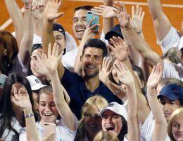 Djokovic cries foul over 'malicious' criticism