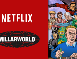 Every 'Millarworld' Project Coming Soon to Netflix