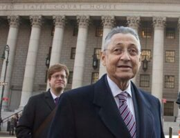 Ex-NY Assembly Speaker Sheldon Silver sentenced to 78 months in prison