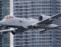 F-35 Vs. A-10 Warthog