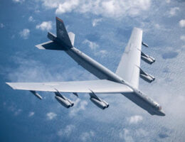 Flying The B-52 Through To 2050 Entails Some Risks