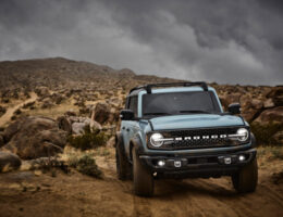 Ford Bronco reservations surpass 150,000