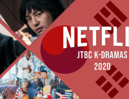 Full List of jTBC K-Dramas on Netflix in 2020