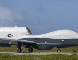 High-Altitude US Spy Drones Now Flying Over the South China Sea And South Of Taiwan