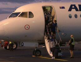 Homesick Warriors set to return to New Zealand