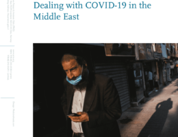 Iran: Dealing with COVID-19 in the Middle East