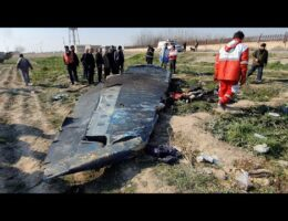 Iran Says Misaligned Radar And Human Error To Blame For Downing Of Ukrainian Airliner