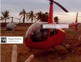 Iván Guzman's 2 Panoramic View Helicopters