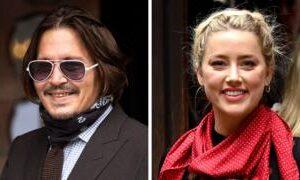 Johnny Depp and Amber Heard: Couple rowed 'like schoolchildren', says ex-employee