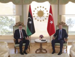Joining the conflict in Libya, Turkey sees economic gains