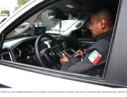 Juarez goes high-tech to counter drug cartel violence