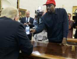 Kanye West: 'I am running for president of the United States'