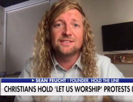 'Let Us Worship' founder calls out California leaders' coronavirus lockdown hypocrisy