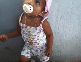 Lives Lost: Brazilian toddler was saying her first words