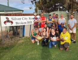 Local 'hearts light up' as Outback Rugby League returns