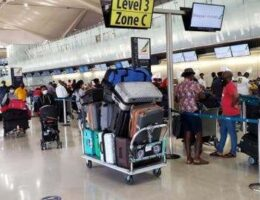 Lockdown: 289 Nigerians Return Home From United States