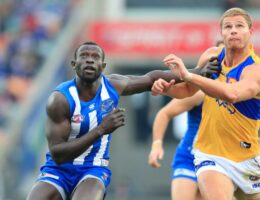 Majak Daw to make AFL return for North Melbourne after almost two-year absence
