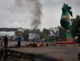 Mali government 'open to talks' as violent protests continue