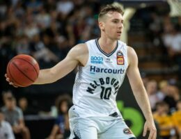 Melbourne United NBL players McCarron and Lual-Acui test positive for COVID-19