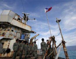 Modernising the Philippine Navy
