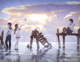 'Nagi-Asu: A Lull in the Sea' Season 1 Coming to Netflix in August 2020