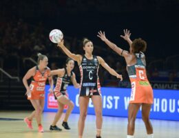 Netball's welfare policy makes for more pregnancies and on-court dilemmas
