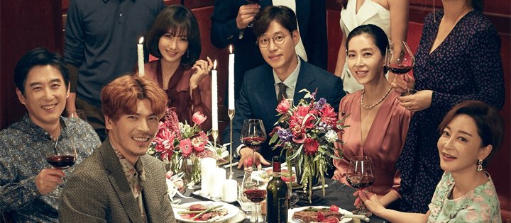 k dramas coming to netflix in july 2020 Graceful Friends