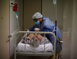 Pandemic tough on Argentina's already overworked care givers