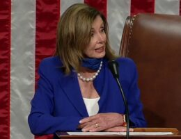 Pelosi announces coronavirus masks will be required in House chamber