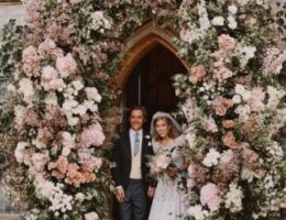 Princess Beatrice and Edoardo Mapelli Mozzi release wedding photos