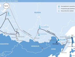 Russia Wants Another Major Gas Pipeline To China