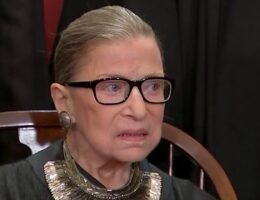 Ruth Bader Ginsburg admitted to hospital for 'treatment of a possible infection,' Supreme Court says
