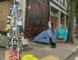 Seattle's CHOP may be cleared, but political fallout could linger