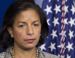 Susan Rice claims Trump 'knew and has chosen not to act' on Russian bounty intelligence