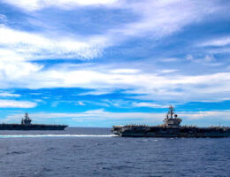 Tensions Heat Up In South China Sea As US And China Conduct Military Exercises (Update)