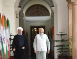 The China-India Contest in the Middle East