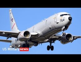 The US Navy's P-8 Poseidon Helps Hunt Down Subs