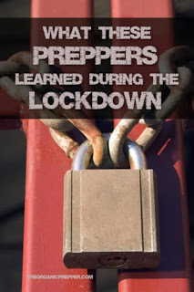 This Is What 75 Preppers Learned During The Lockdown