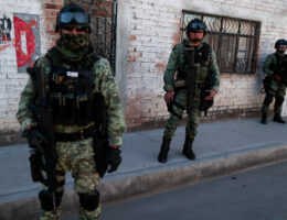 Three Massacres Expose Weakness of Mexico's 'Catch-all' Security Policy