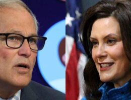 Trump call to reopen schools draws pushback from Dem governors Inslee, Whitmer