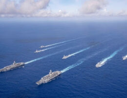U.S. To Send Two Aircraft Carrier Strike Groups To South China Sea