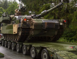 US Army Tanks Now Have A New Active Protection System