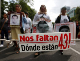 Warrants Breathe New Hope Into Mexico's Unsolved Ayotzinapa Investigation