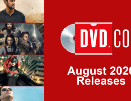 What's Coming to Netflix DVD in August 2020