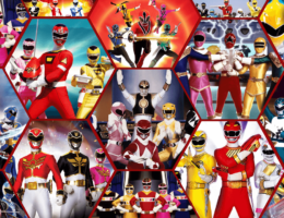 A Beginner's Guide to 'Power Rangers' on Netflix