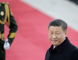 A chance for Chinese economic leadership