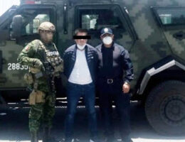 "Arrest of ""El Dany"" international fentanyl trafficker in Culiacán, Sinaloa"