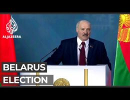Belarusians Go To The Polls This Sunday